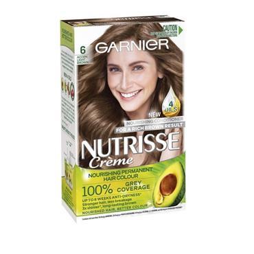 GARNIER GARNIER NUTRISSE 6 LIGHT BROWN