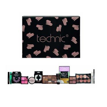 TECHNIC TECHNIC SHOWSTOPPER MAKEUP COLLECTION