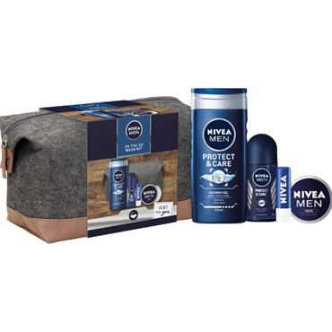 NIVEA ON THE GO WASH KIT