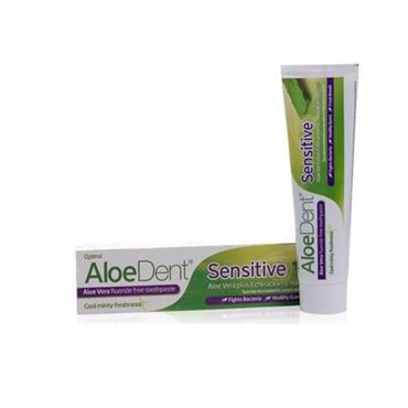 ALOE DENT FLOURIDE FREE SENSITIVE TOOTHPASTE 100ML