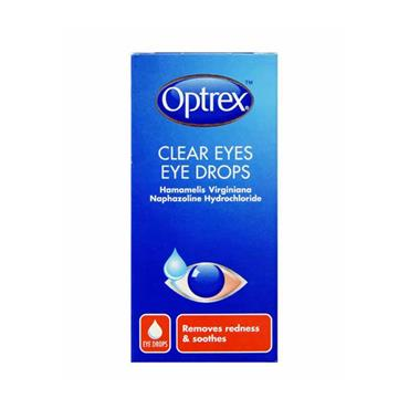 OPTREX OPTREX CLEAR EYES SOLUTION 10ML