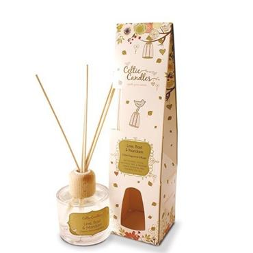 CELTIC CANDLE CELTIC CANDLE LIME, BASIL AND MANDARIN FRAGRANCE DIFFUSER