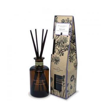 CELTIC CANDLE CELTIC CANDLES RELAX LAVENDER GERANIUM & TEA TREE 200ML DIFFUSER