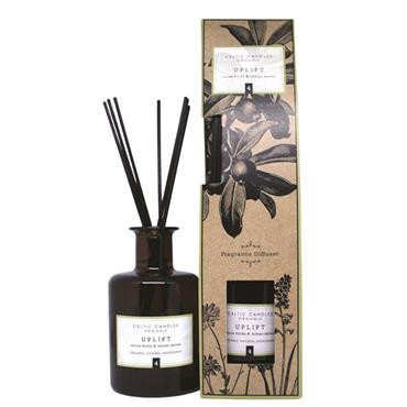 CELTIC CANDLE CELTIC CANDLE ORGANIC UPLIFT FRAGRANCE DIFFUSER