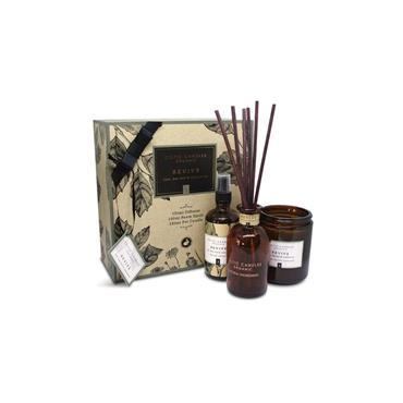 CELTIC CANDLE GIFT BOX REVIVE