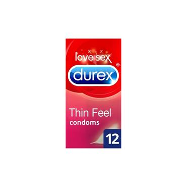DUREX THIN FEEL 12S