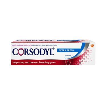 CORSODYL CORSODYL DAILY EXTRA FRESH TOOTHPASTE