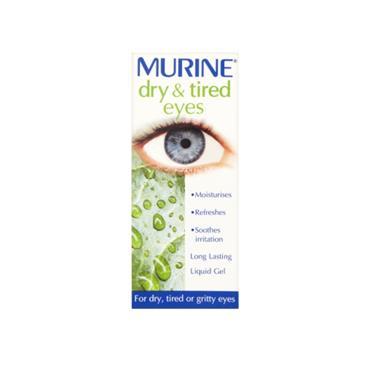 MURINE MURINE DRY & TIRED EYE DROPS 15ML
