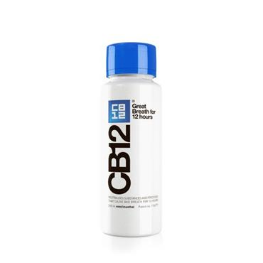 CB12 MOUTHWASH MINT BLUE 250ML