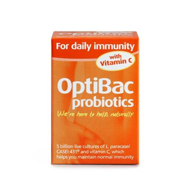 Optibac Optibac Probiotics For Daily Immunity