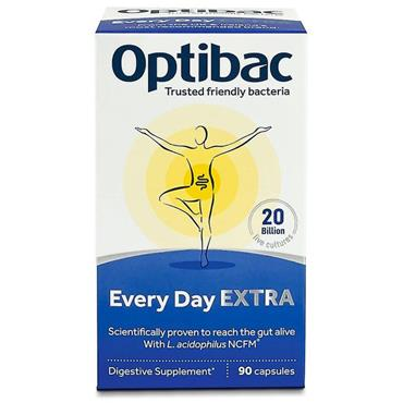 Optibac Optibac Probiotics For Every Day Extra Strength 30 Capsules
