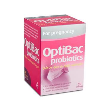 Optibac Optibac Probiotics For Pregnancy 30 Capsules