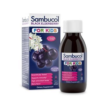 SAMBUCOL SAMBUCOL FOR KIDS + VITAMIN C 230ML