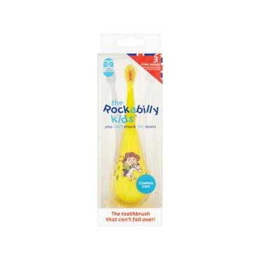 STAND UP AND SMILE STAND UP AND SMILE THE ROCKABILLY KIDS TOOTHBRUSH