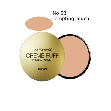 MAXFACTOR MAXFACTOR CREME PUFF TEMPTING TOUCH 53