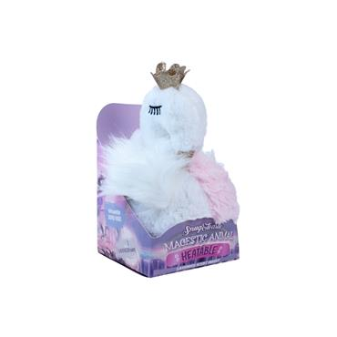 SNUG&TOASTIE MAGESTIC ANIMAL WITH MICROWAVABLE LAVENDER SCENT INSERT