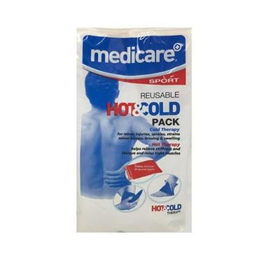 MEDICARE MEDICARE REUSABLE HOT AND COLD PACK