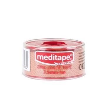 MEDICARE MEDITAPE ZINC OXIDE 2.5CM X 4M