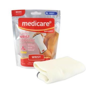 MEDICARE MEDICARE SPORT ELASTIC WRIST SUPPORT SMALL