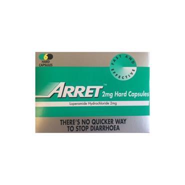 ARRET CAPSULES 6S