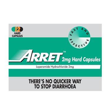 ARRET CAPSULES 12S