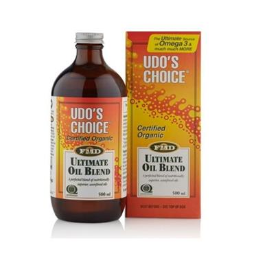 UDOS CHOICE UDOS CHOICE ULTIMATE OIL BLEND 500ML