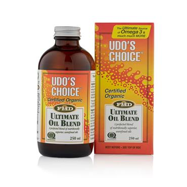 UDOS CHOICE UDOS CHOICE ULTIMATE OIL BLEND 250ML