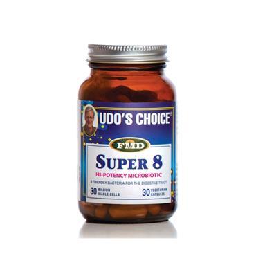 UDOS CHOICE UDOS CHOICE SUPER 8 MICROBIOTIC 30S