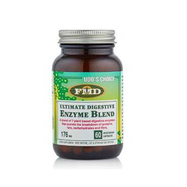 UDOS CHOICE UDOS CHOICE DIGESTIVE ENZYMES 60S