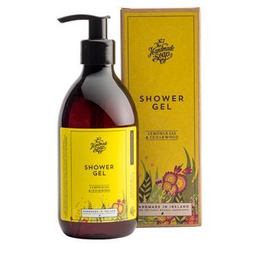 The Handmade Soap Company Lemongrass & Cedarwood Shower Gel (300ml)