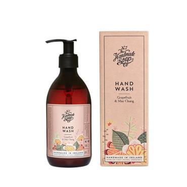 THE HANDMADE SOAP COMPANY THE HANDMADE SOAP HAND WASH GRAPEFRUIT & MAY CHANG 300ML