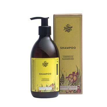 THE HANDMADE SOAP COMPANY THE HANDMADE SOAP COMPANY SHAMPOO LEMONGRASS & CEDARWOOD