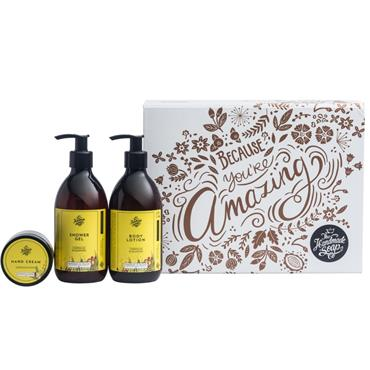 The Handmade Soap Company Because You're Amazing Giftset