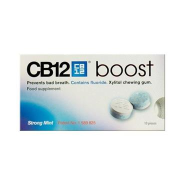CB12 CB12 BOOST CHEWING GUM 10 PACK