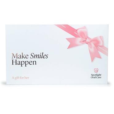 SPOTLIGHT SPOTLIGHT ORAL CARE MAKES SMILES HAPPEN GIFT SET
