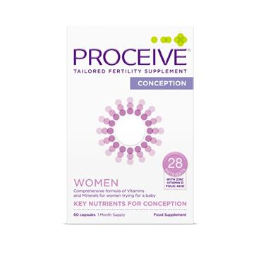 PROCEIVE PROCEIVE CONCEPTION WOMEN 60 CAPSULES