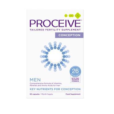 PROCEIVE PROCEIVE CONCEPTION MEN 60 CAPSULES