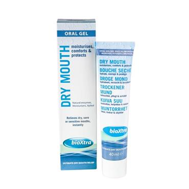 BIOXTRA DRY MOUTH GEL 40ML