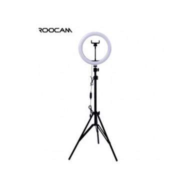 """BEACON 10"""" LED RING LIGHT WITH EXTENSION 2M STAND"""