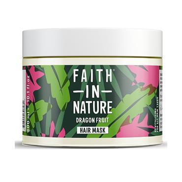 FAITH IN NATURE FAITH IN NATURE DRAGON FRUIT REVITALISING HAIR MASK 300ML