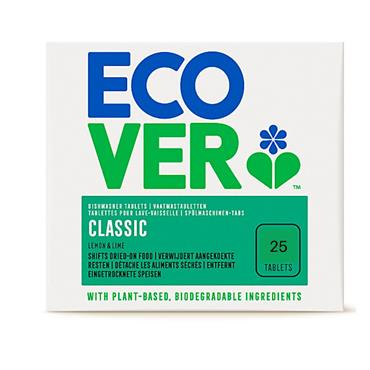 ECOVER ECOVER DISHWASHER TABLETS 25'S