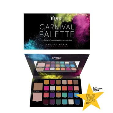 BPERFECT BPERFECT STACEY MARIE CARNIVAL PALETTE