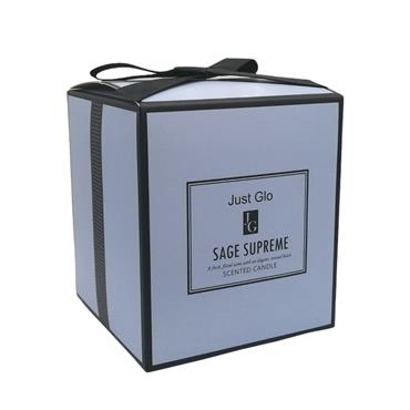 JUST GLO JUST GLO SAGE SCENTED CANDLE 280G