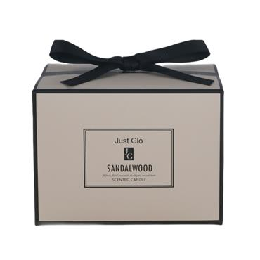 JUST GLO JUST GLO SANDALWOOD SCENTED CANDLE 480G