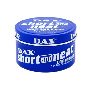 DAX DAX WAX BLUE SHORT & NEAT