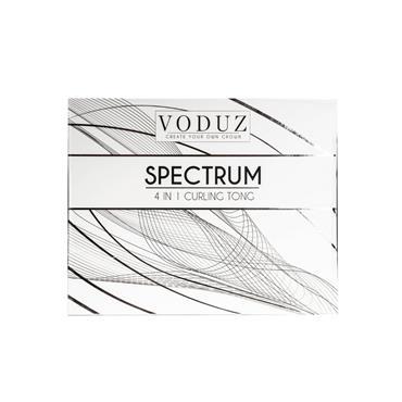VODUZ VODUZ SPECTRUM 4 IN 1 CURLING TONG