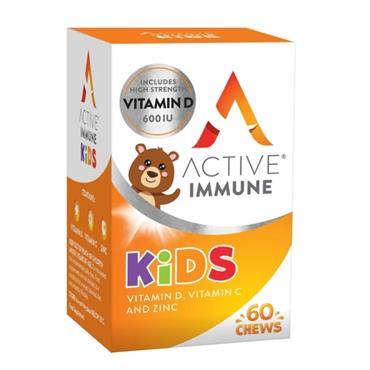 ACTIVE IRON ACTIVE IMMUNE KIDS 60 CHEWS