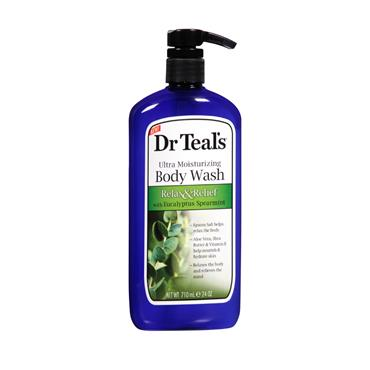 DR TEALS DR TEALS RELAX & RELIEF BODY WASH WITH EPSOM SALTS & EUCALYPTUS