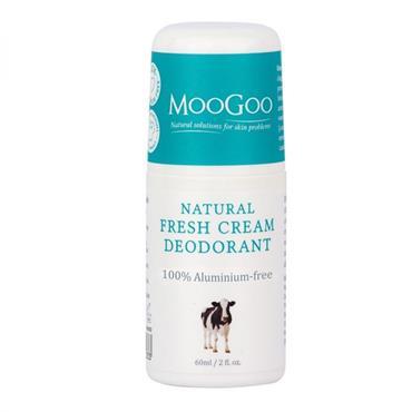 MOOGOO DEODORANT (ALUMINIUM FREE) 60ML