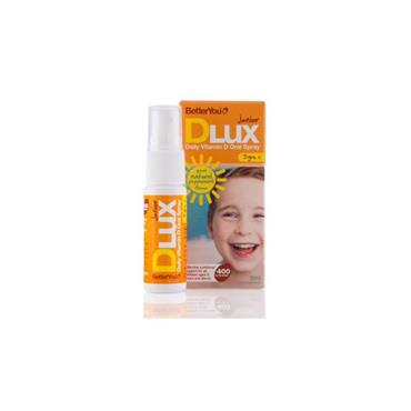 BETTER YOU D-LUX JUNIOR ORAL SPRAY 15ML